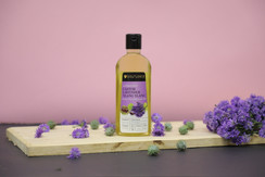 Soulflower Coldpressed 100% Pure Castor Lavender Nourishing Hair Oil