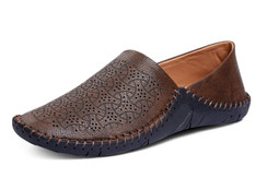 In-Sattva Men's Indian Traditional Mojari Festive Shoe