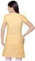 Rangmanch Women's Kurta Tunic - Round Neck ÌÎå«ÌÎ_ÌÎÌ_ÌÎåÌÎÌ_ÌÎå´ Yellow Back