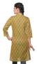 Rangmanch Women's Kurta Tunic- Leaf Print ÌÎÌ_Ì´åÇÌÎÌ__ÌÎÌ_ÌÎ_ÌÎÌ_Ì´åÌÎÌ_ÌÎ_ÌÎÌ_Ì´å« Green Back