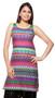 Rangmanch Women's Kurta Tunic- Multi Stripes ÌÎå«ÌÎ_ÌÎÌ_ÌÎåÌÎÌ_ÌÎå´ Front