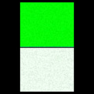 Ultra Green V10 Glow in the Dark Powder (15-35 micron)