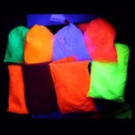 Fluorescent Pigment Sample Pack