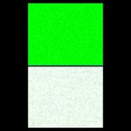 Economy Green Glow in the Dark Powder (15-40 micron)