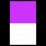 Purple Glow in the Dark Powder