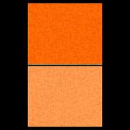 Zinc Orange Glow in the Dark Powder