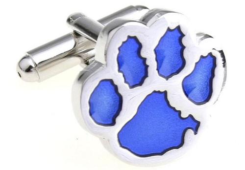 Tiger Print Cufflinks