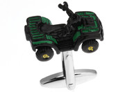 Lawn Mower Cufflinks Presentation Gift Box