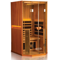 Clearlight Sanctuary Far Infrared Saunas - Five Sizes