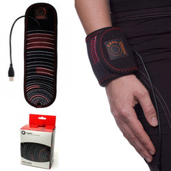 Qfiber Far Infrared Wrist Wrap