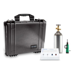 O3Elite Dual Professional with Oxygen Tank and Regulator