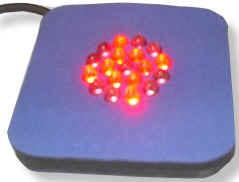 Pain-X 19 LED Pad