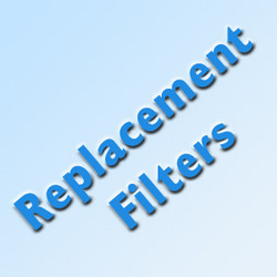 Three Stage Whole House Replacement Filters