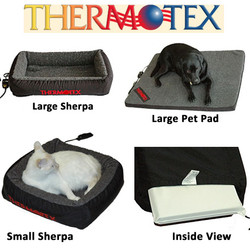 Thermotex Therapeutic Infrared Pet Beds
