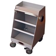 Aluminium Tool Box Double Shelf