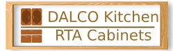 DALCO Kitchens/RTA Cabinets  Call: 985-400-0180