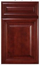 Mahogany Maple Door Sample