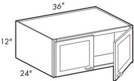 Perla  W361224 Wall Cabinet