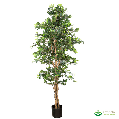 Artificial Ficus Bush Tree