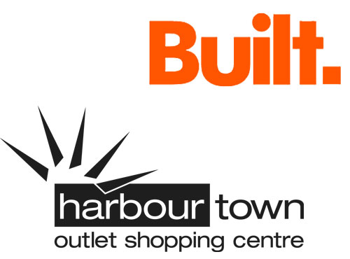 Harbourtown and Built Logo