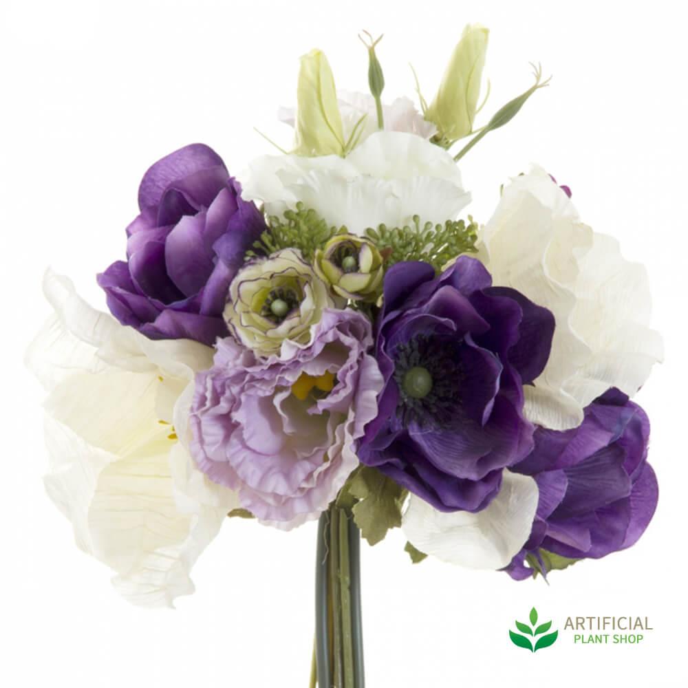 Poppy Flower Bouquet