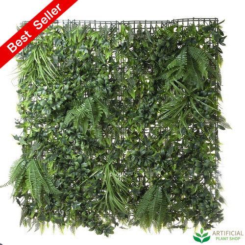 UV Treated Variegated Wall Foliage