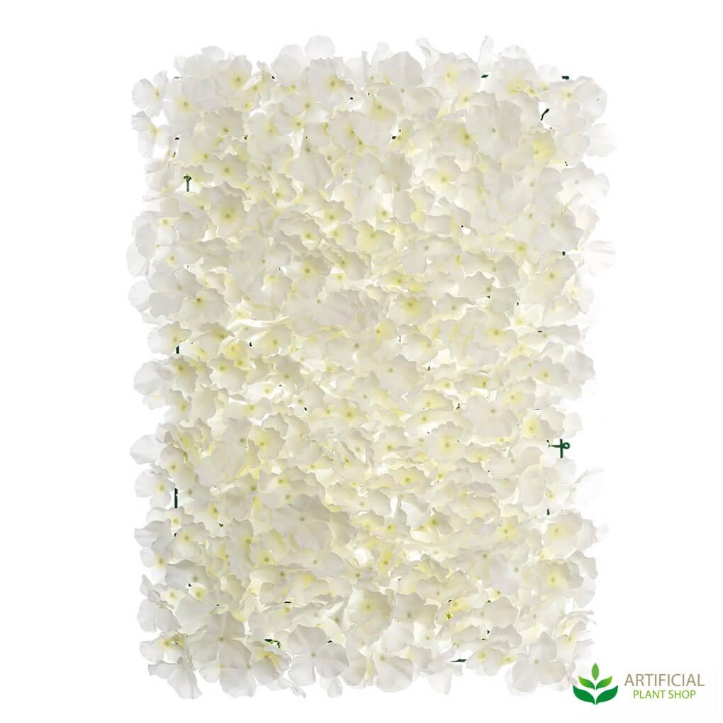 Artificial Hydrangea wall flowers