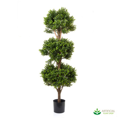 Triple Topiary Tree 1.2m