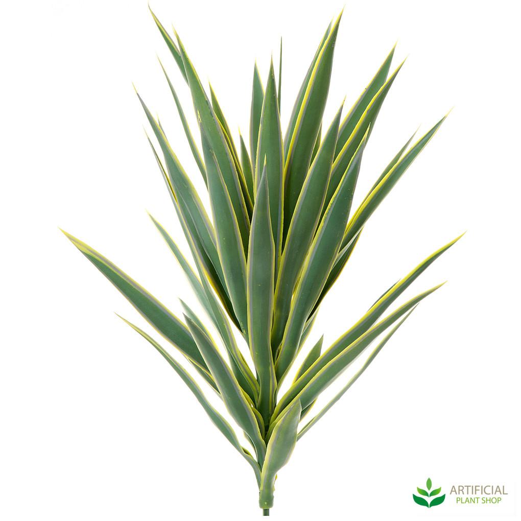 Artificial Yucca head 78cm