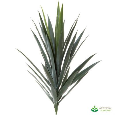 Yucca head medium green 78cm