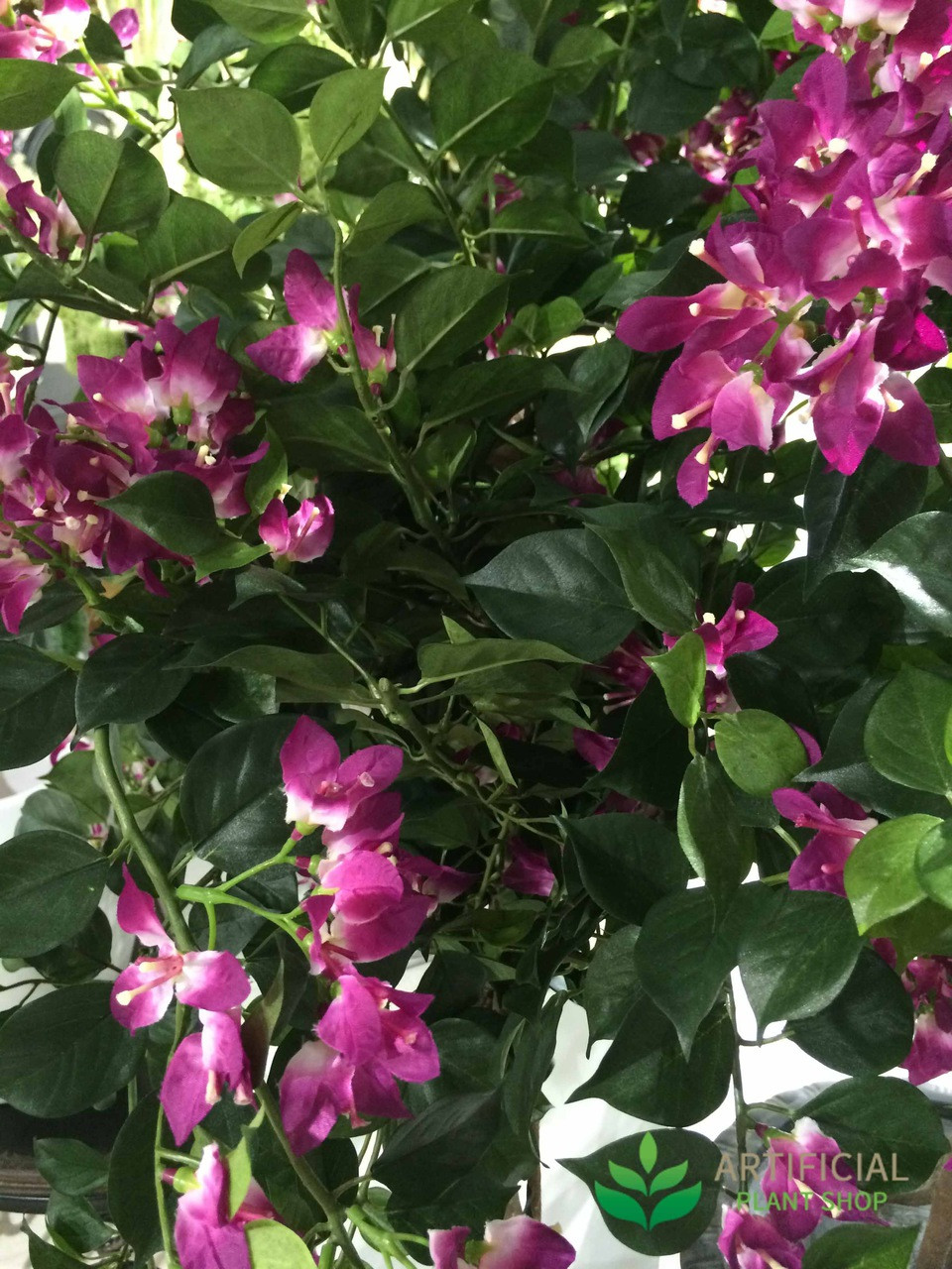 Artificial Bougainvillea tree leaves