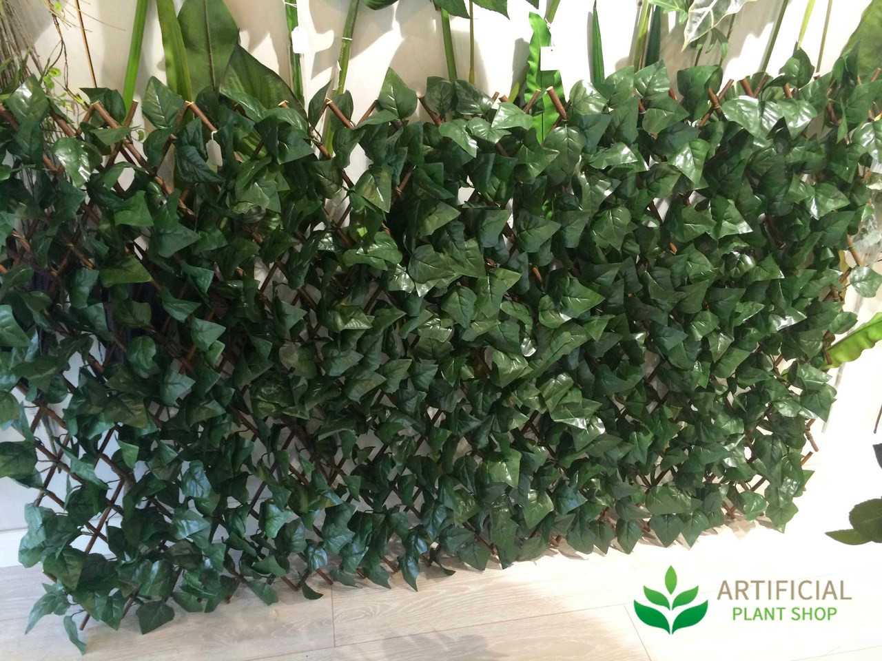 Artificial Ivy Fence expandable