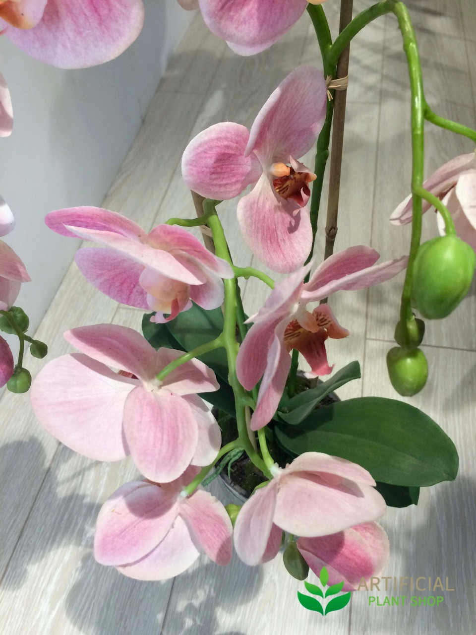 Artificial Pink Orchid Flowers