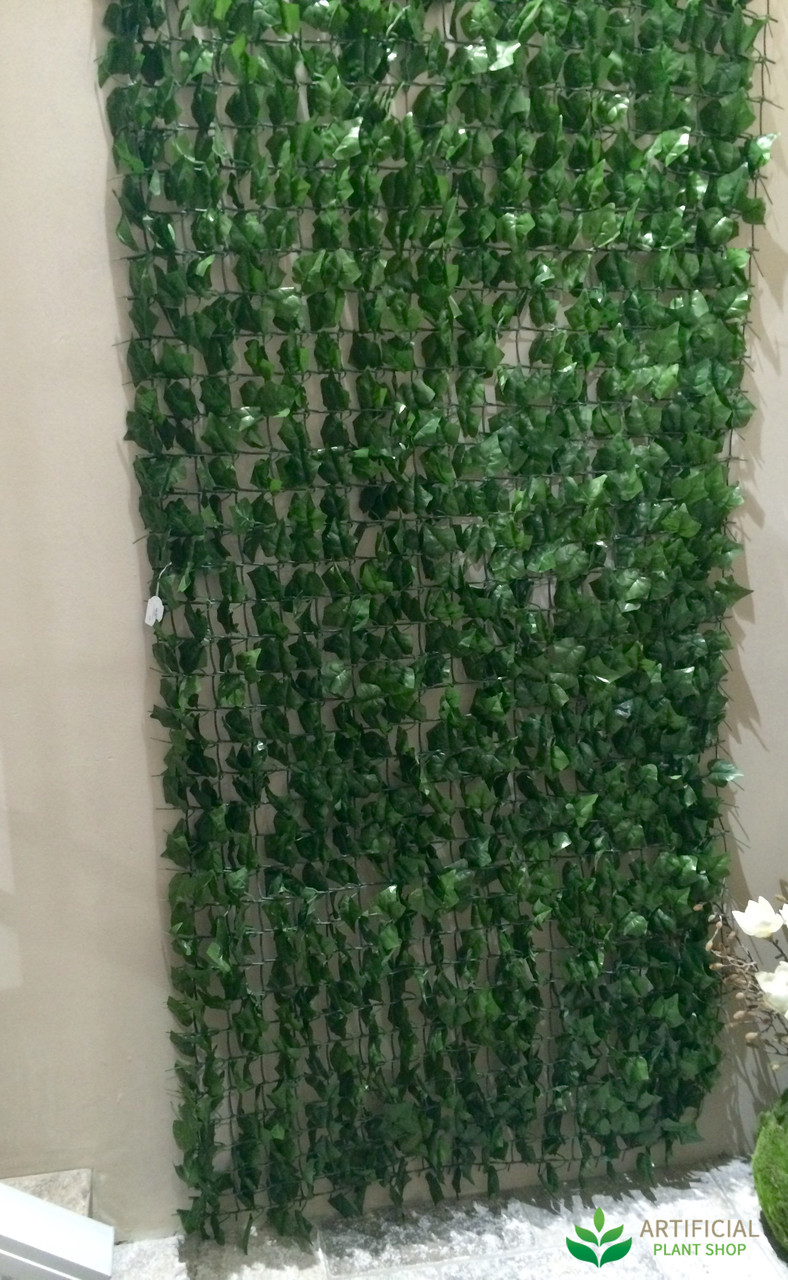 Artificial Ivy Fence Leaves