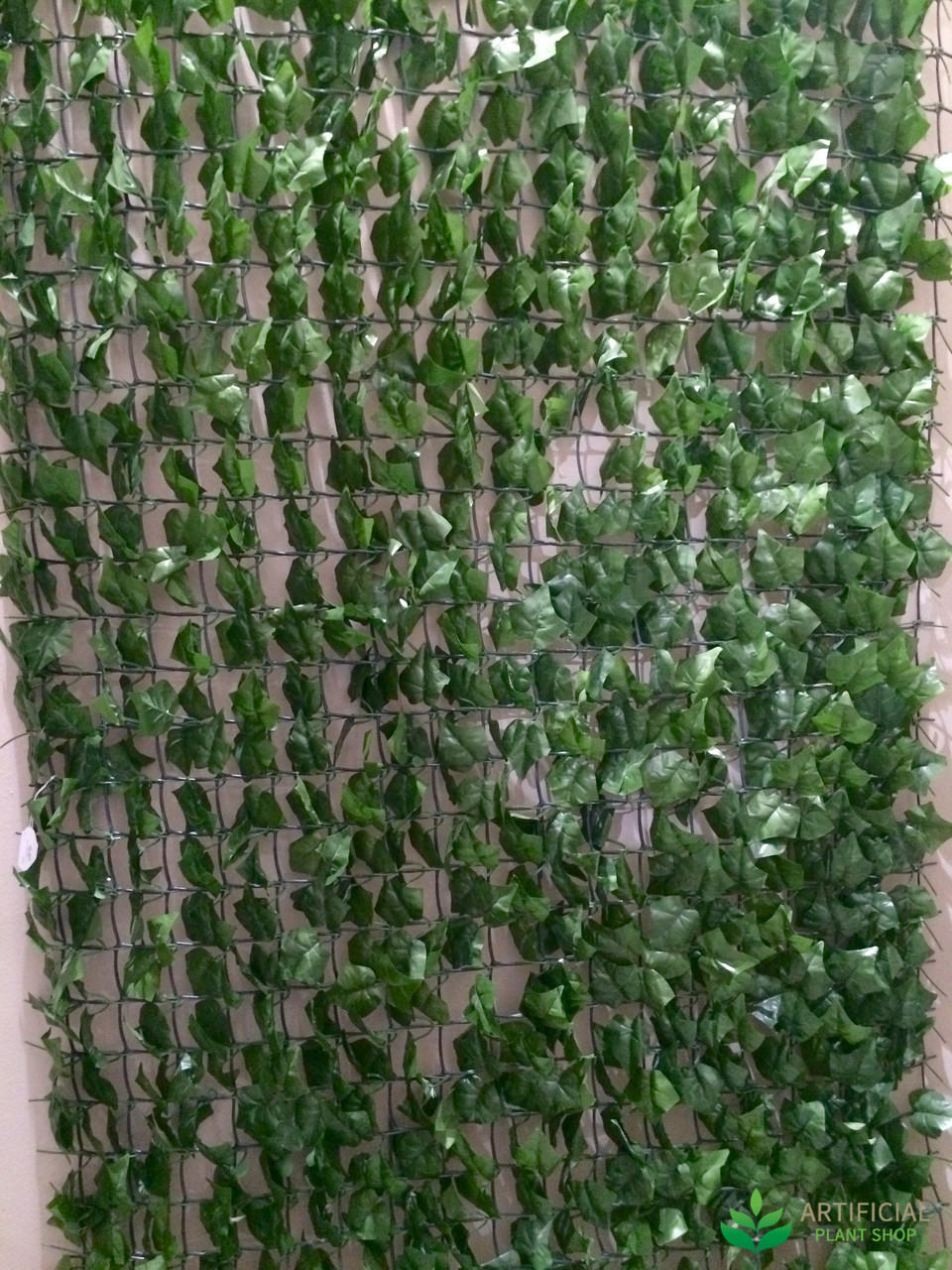 Ivy Fence Roll Leaves