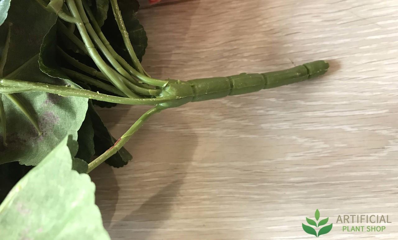 Artificial Geranium Flower stem