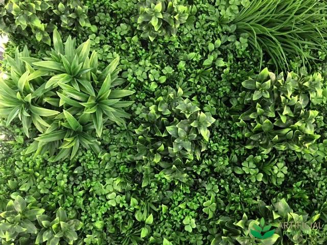Artificial Greenery Wall Mat