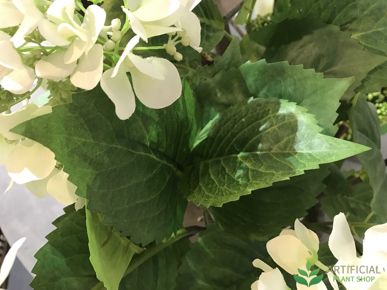 Artificial Hydrangea Leaves