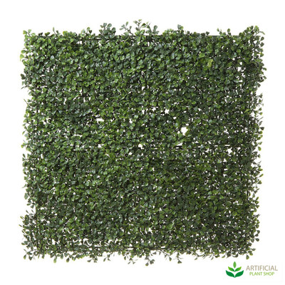 Artificial Boxwood Mat 50cmx50cm