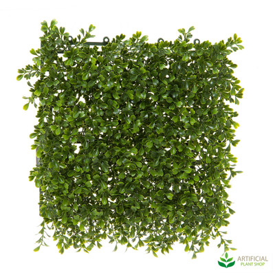 Artificial Boxwood Mat 30cm x 30cm