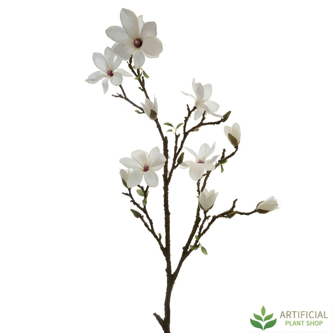 Artificial Magnolia Wisoni Spray