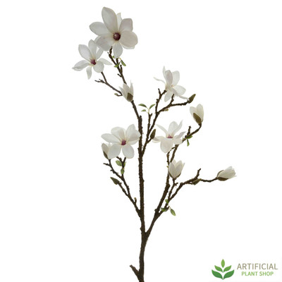 Artificial Magnolia Wisoni Spray