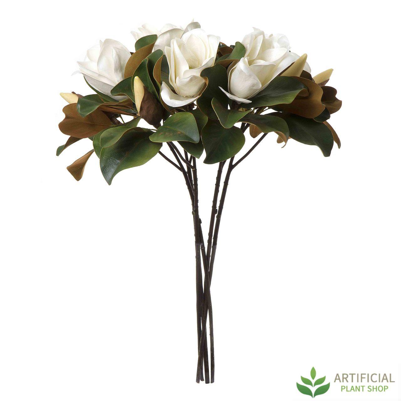 White Magnolia Flower Bundle