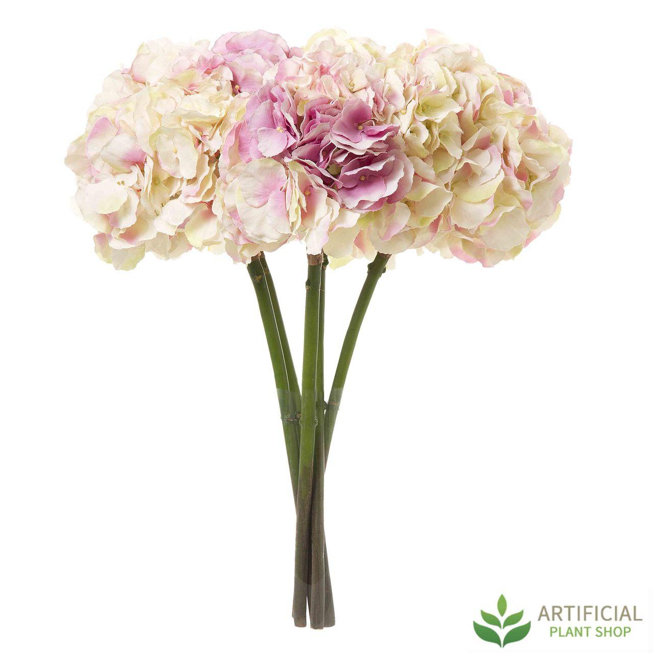 Pink Hydrangea flower bundle