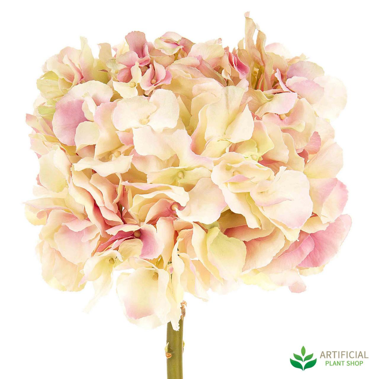 Artificial Flower - Pink Hydrangea 50cm