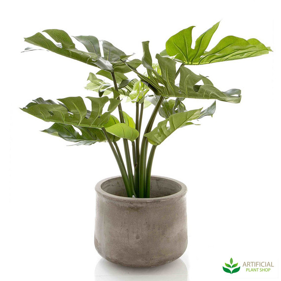 Artificial Monstera Potted 63cm