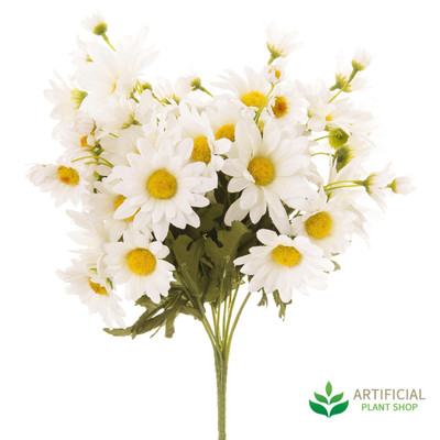 artificial daisy flowers bouquet 35cm