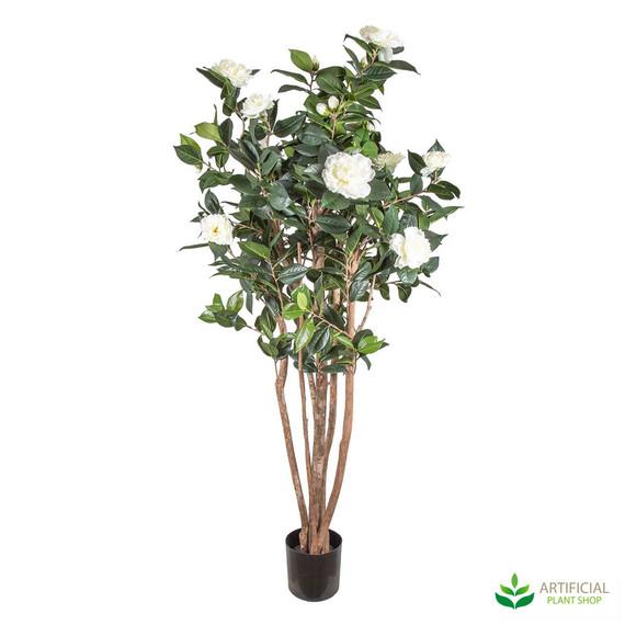 artificial camelia tree 1.2m