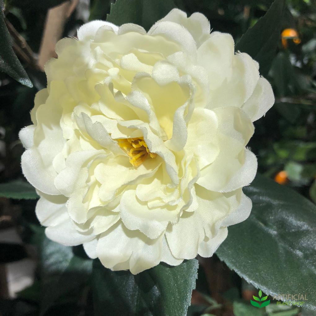 artificial camelia flower