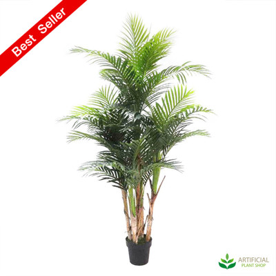 artificial areca palm 1.9m